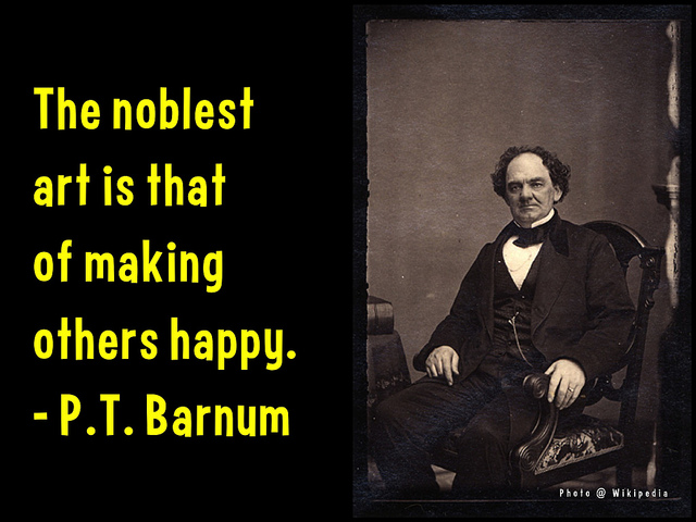 biography of pt barnum essay P t barnum is born barnum was born in bethel, connecticut, the son of inn keeper, tailor and store-keeper philo barnum (1778-1826) and second wife irene taylor, who.