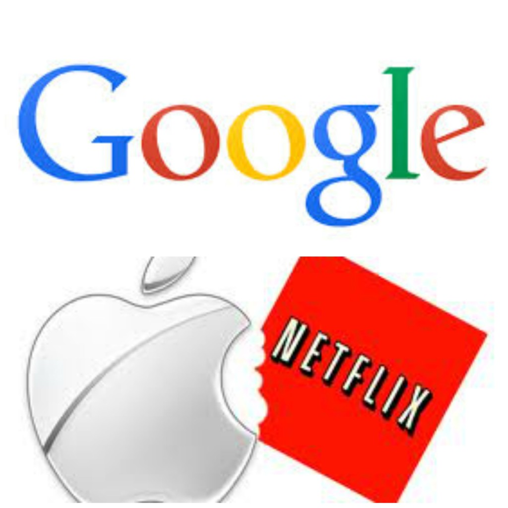 google apple netflix