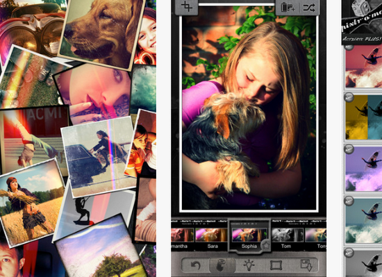 good photo editing apps free