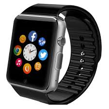 smart watch white