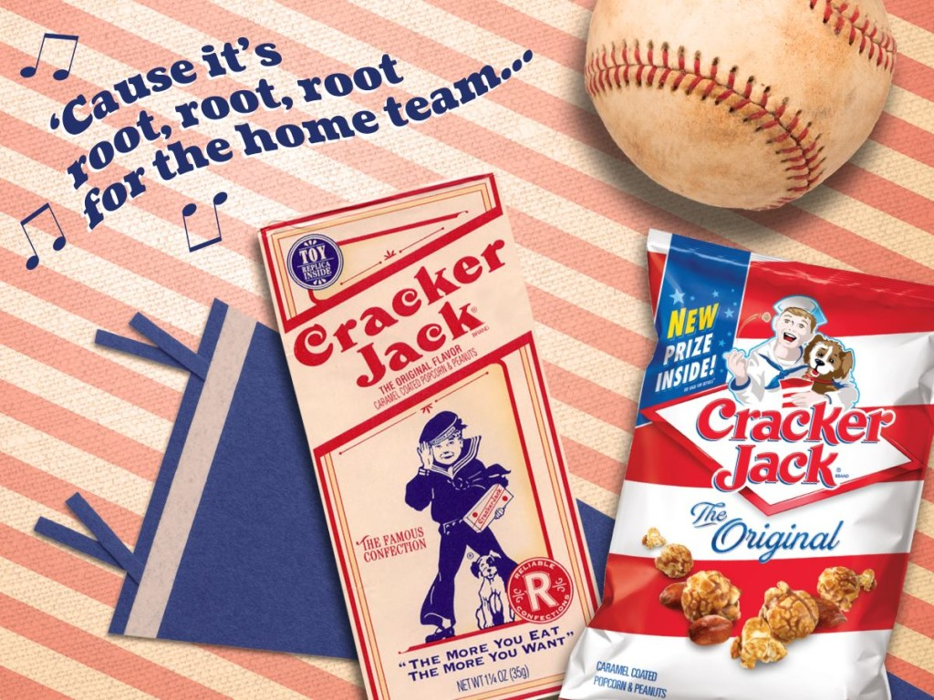 Cracker Jack Ditches The Toy Prize For Digital Download