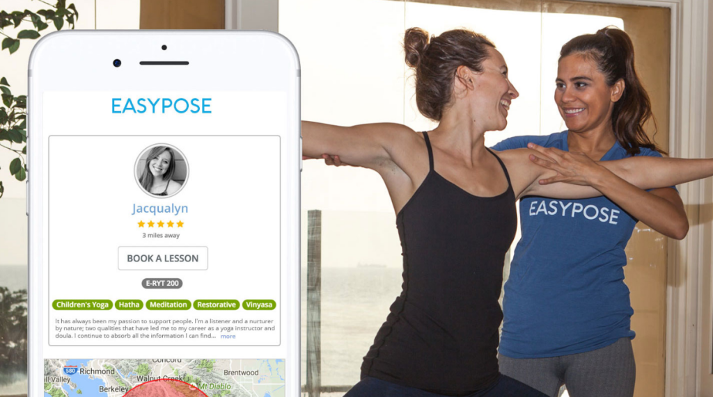 Easypose   Yoga to Your Place.™
