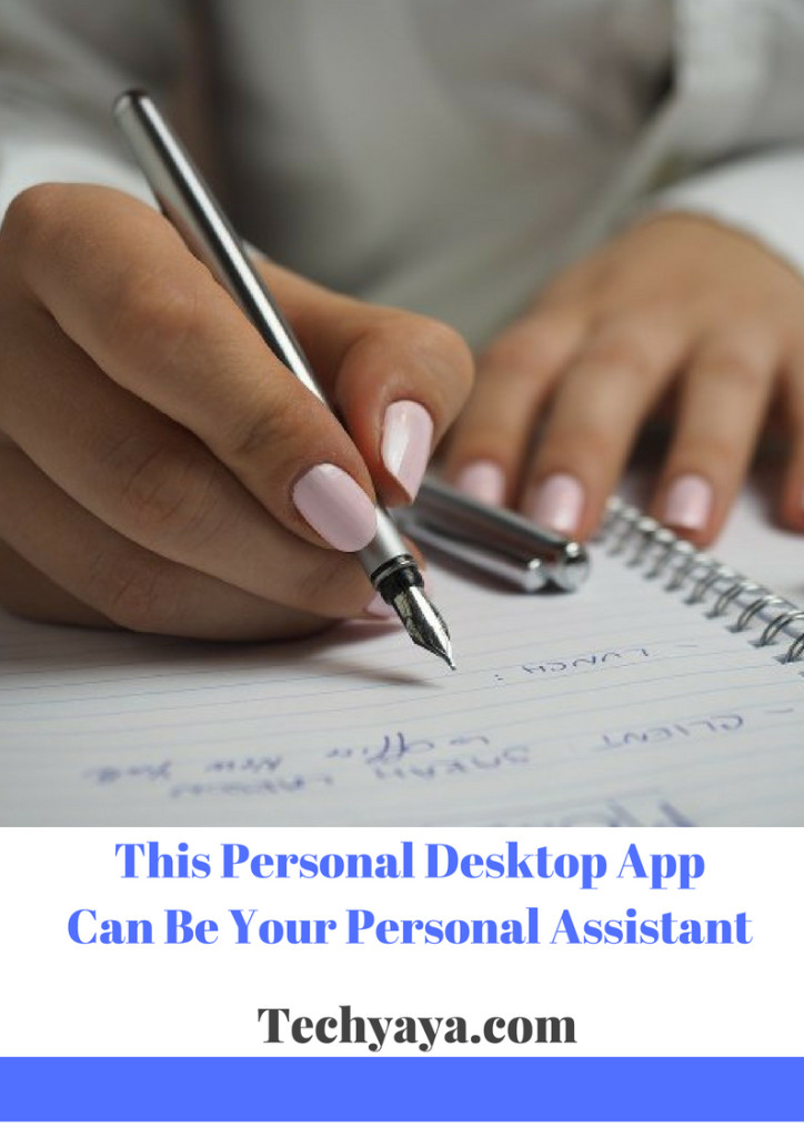 bookafy personal assistnt