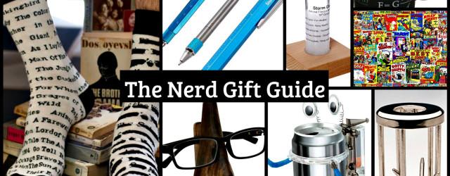 nerd gift guide